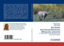 The Asiatic One-horned Rhinoceros (Rhinoceros unicornis)