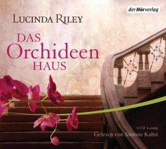 Das Orchideenhaus, 6 Audio-CDs - Riley, Lucinda