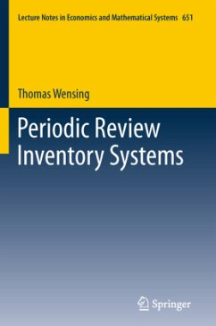 Periodic Review Inventory Systems - Wensing, Thomas