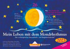 Mein Leben mit dem Mondrhythmus, kleine Ausgabe 2022 - Stadig, Edith
