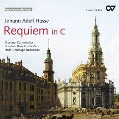 Requiem C-Dur/Miserere C-Moll - Rademann/Dresdner Kammerchor/Dresdner Ba