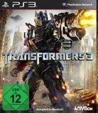 Transformers 3 - Das Videospiel (PlayStation 3)