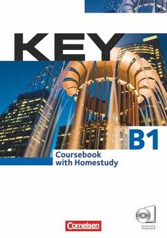 Key. Kursbuch mit CDs und Phrasebook - Wright, Jon; Cornford, Annie