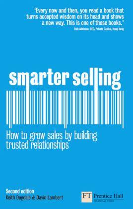 Smarter Selling von Keith Dugdale; David Lambert