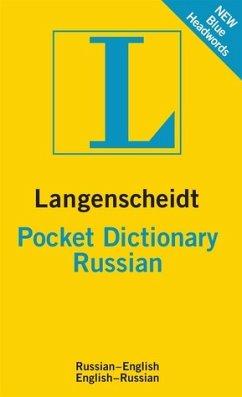 Langenscheidt Pocket Dictionary Russian