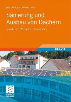 Sanierung und Ausbau von Dächern