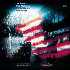 Live At Birdland - Konitz,Lee/Mehldau,Brad/Haden,Charlie/Motian,Paul