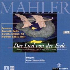 Das Lied Von Der Erde - Scharoun Ensemble Berlin Und Gäste