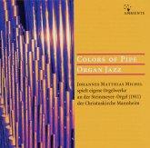 Colors Of Pipe Organ Jazz