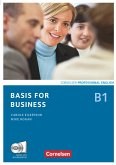 Basis for Business. Kursbuch mit CDs und Phrasebook
