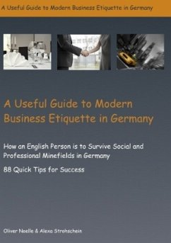 A Useful Guide to Modern Business Etiquette in Germany