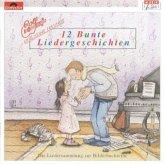 12 bunte Liedergeschichten, 1 Audio-CD