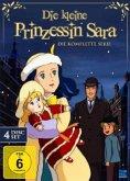 Die kleine Prinzessin Sara - Die komplette Serie (4 Discs)