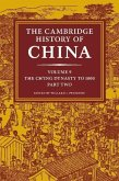 The Cambridge History of China, Volume 9: The Ch'ing Dynasty to 1800, Part 2