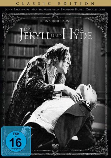dr jekyll und mr hyde auf dvd portofrei bei b. Black Bedroom Furniture Sets. Home Design Ideas