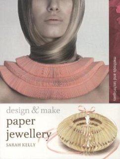 Design & Make Paper Jewellery