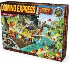 Domino Express (Spiel), Pirate Sea Battle