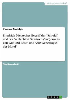 Friedrich Nietzsches Begriff der
