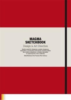 Magma Sketchbook: Design & Art Direction - Blackley, Lachlan;Magma