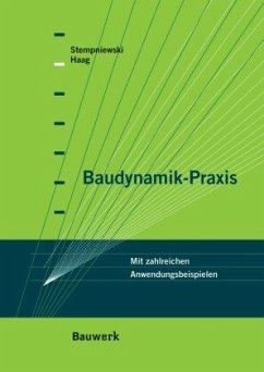 Baudynamik-Praxis - Stempniewski, Lothar; Haag, Björn