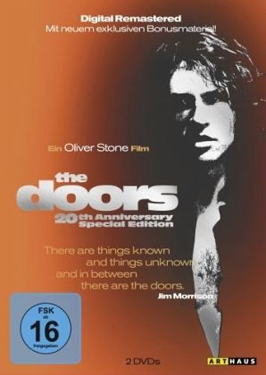 The Doors (20th Anniversary, Special Edition, 2 Discs)