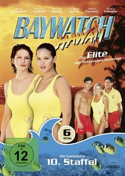Baywatch - Die komplette 10. Staffel (6 DVDs)