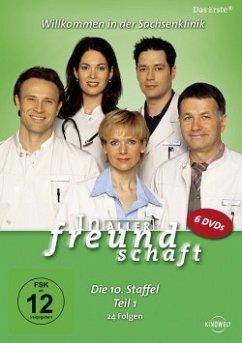 In aller Freundschaft - Die 10. Staffel, Teil 1, 24 Folgen (6 Discs)