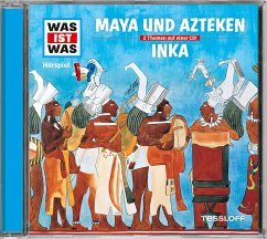 WAS IST WAS Hörspiel: Maya & Azteken/ Inka - Baur, Manfred
