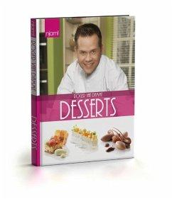Desserts / druk 1 - Damme, Roger van