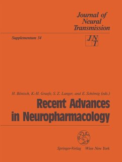 Recent Advances in Neuropharmacology