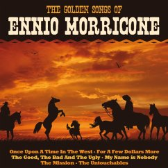 The Golden Songs Of - Morricone,Ennio
