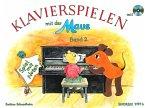 Spiel mit Noten, m. Audio-CD / Klavierspielen mit der Maus Bd.2