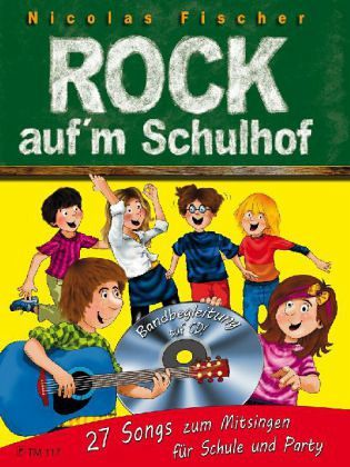 rock auf 39 m schulhof m audio cd sing along version von. Black Bedroom Furniture Sets. Home Design Ideas