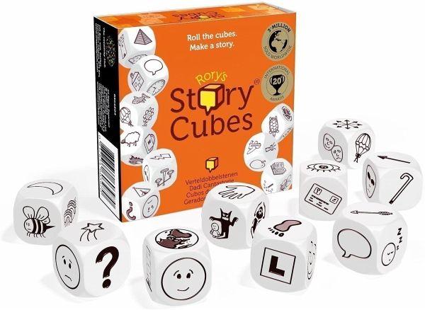 Story Cubes Spiel