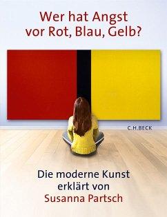 Wer hat Angst vor Rot, Blau, Gelb? - Partsch, Susanna
