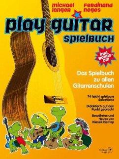 Play Guitar Spielbuch, m. Audio-CD