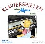Klavierspielen mit der Maus, Band 2. Spiel mit Noten.CD