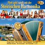 Flott Aufg'Spielt Mit Der Steirischen Harmonika