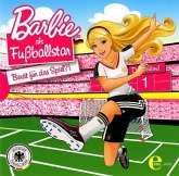 Barbie - Fußballstar, 1 Audio-CD