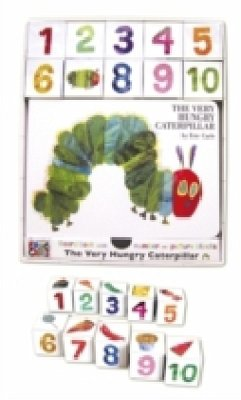The Very Hungry Caterpillar, Board Book and Block set\Die kleine Raupe Nimmersatt, engl. Ausgabe, Set - Carle, Eric