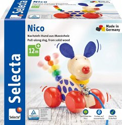 Nachziehhund Nico