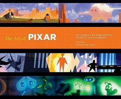 The Art of Pixar: 25th Anniversary Edition - Amidi, Amid