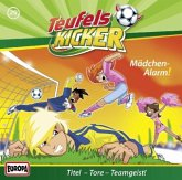 Mädchen-Alarm! / Teufelskicker Hörspiel Bd.29 (1 Audio-CD)