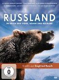 Russland - Im Reich der Tiger, Bären und Vulkane, 1 DVD