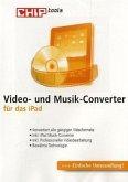 Chip Video- und Musik-Converter für das iPad, CD-ROM