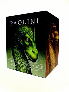 Inheritance Cycle 1-4 - Paolini, Christopher