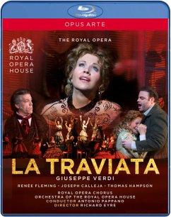 La Traviata - Pappano/Fleming/Calleja/Hampson