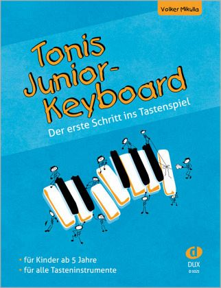 Tonis Junior-Keyboard - Mikulla, Volker
