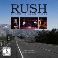 Rush: Changing Hemispheres - McCarthy, James