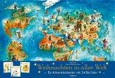 Weihnachten in aller Welt (45,5 x 66,5 cm)